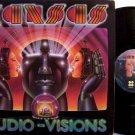 Kansas - Audio Visions - Vinyl LP Record - Rock