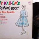 Kallen, Kitty - My Coloring Book - Vinyl LP Record - Pop