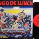 Jingo De Lunch - Axe To Grind - Germany Pressing - Vinyl LP Record - Rock