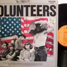 Jefferson Airplane - Volunteers - German Pressing - Vinyl LP Record - Rock