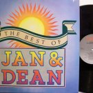 Jan & Dean - The Best Of Jan And Dean - Vinyl LP Record - Rock