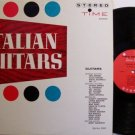 Italian Guitars - Various Artists - Vinyl LP Record - Pop Rock