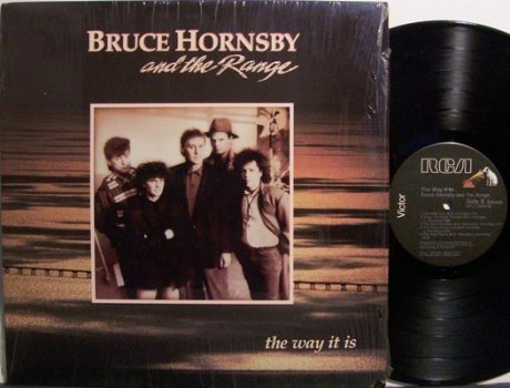 Hornsby, Bruce & The Range - The Way It Is - Vinyl LP Record - Rock