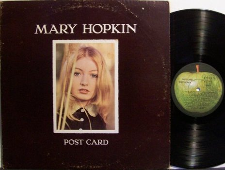Hopkin, Mary - Post Card - Vinyl LP Record - Rock