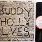 Holly, Buddy & The Crickets - 20 Golden Greats - Vinyl LP Record - Rock