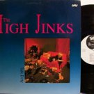 High Jinks, The - Talk Dirty - German Pressing - Vinyl LP Record + Insert - Rock
