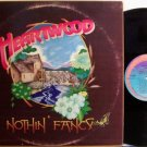 Heartwood - Nothin' Fancy - Vinyl LP Record - Rock