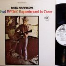 Harrison, Noel - The Great Electric Experiment Is Over - White Label Promo - Vinyl LP Record - Rock