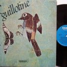 Guillotine - Self Titled - Vinyl LP Record - Rock