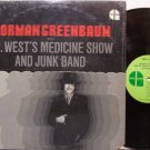 Greenbaum, Norman - Dr. West's Medicine Show & Junk Band - Vinyl LP Record - Rock