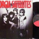Georgia Satellites - Self Titled - Vinyl LP Record - Rock