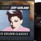 Garland, Judy - 16 Golden Classics - UK Pressing - Vinyl LP Record - Pop