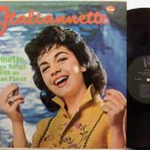 Funicello, Annette - Italiannette - Vinyl LP Record - Pop Rock