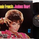 Frances, Connie - Jealous Heart - Vinyl LP Record - Pop Rock