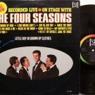 Four Seasons - Recorded Live On Stage With - Vinyl LP Record - 4 - Rock