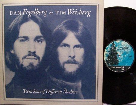 Fogelberg, Dan & Tim Weisberg - Twin Sons Of Different Mothers - Vinyl LP Record - Pop Rock