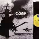Focus - Ship Of Memories - Vinyl LP Record - Rock
