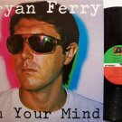 Ferry, Bryan - In Your Mind - Vinyl LP Record - Rock