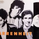 Farrenheit - Self Titled - Vinyl LP Record - Rock