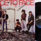 Face To Face - Confrontation - Vinyl LP Record - Rock