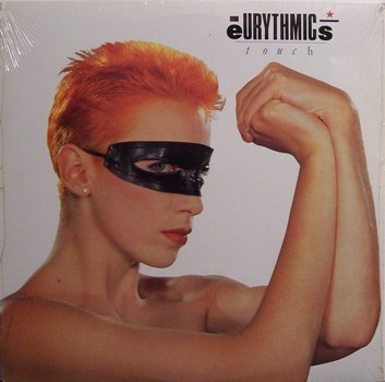 Eurythmics, The - Touch - Sealed Vinyl LP Record - Rock