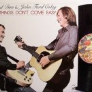 England Dan & John Ford Coley - Some Things Don't Come Easy - Vinyl LP Record - Rock