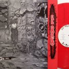 El Dorko - Squatters Inc. - Red Colored Vinyl - LP Record - Punk Rock