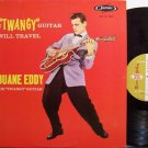 Eddy, Duane - Have Twangy Guitar Will Travel - Vinyl LP Record - Rock