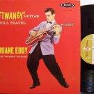 Eddy, Duane - Have Twangy Guitar Will Travel - Vinyl LP Record - Rock