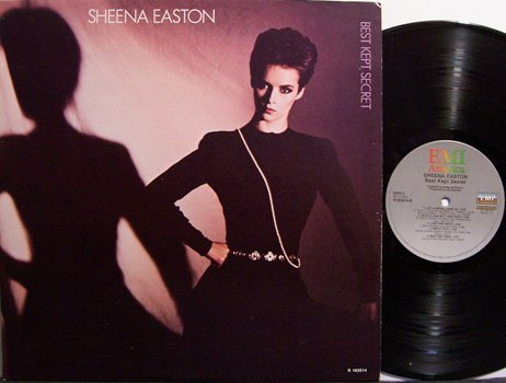 Easton, Sheena - Best Kept Secret - Vinyl LP Record - Pop Rock