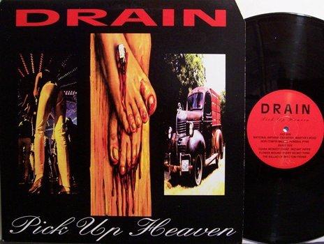 Drain - Pick Up Heaven - Vinyl LP Record - Rock