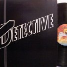 Detective - Self Titled - Vinyl LP Record - Rock