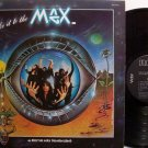 Demian, Max Band - Take It To The Max - Vinyl LP Record - Rock