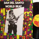 Del Santo, Dan - World Beat - Vinyl LP Record - Rock