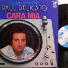 Delicato, Paul - The Disco Sound / Cara Mia - Vinyl LP Record - Pop Rock