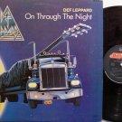 Def Leppard - On Through The Night - Vinyl LP Record - Rock