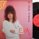 "Dee, Franky - 'Eva - Vinyl 12"" Single Record - Dance Rock"