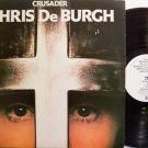 DeBurgh, Chris - Crusader - White Label Promo - Vinyl LP Record - Rock