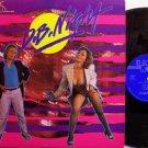 D.B. Night - Self Titled - Vinyl Mini LP Record - Rock