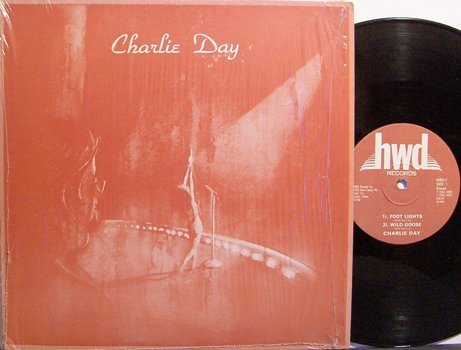 "Day, Charlie - Self Titled - Vinyl 10"" Mini LP Record - Rock"