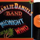 Daniels, Charlie - Midnight Wind - Vinyl LP Record - Rock