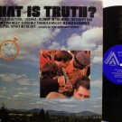 Current Event, The - What Is Truth - Vinyl LP Record - Pop Rock