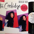 Coolidge, Rita - Greatest Hits - Vinyl LP Record - Pop Rock