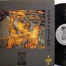 Convulsion - Idf - Vinyl LP Record - Rock