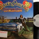 Commander Cody - Country Casanova - Vinyl LP Record - Rock