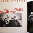 Cockney Rejects, The - The Wild Ones - Vinyl LP Record - Rock