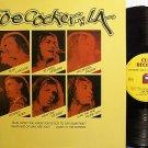 Cocker, Joe - Live In L.A. - Belgium Pressing - Vinyl LP Record - Rock