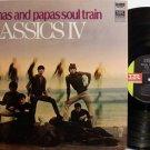 Classics IV - Mamas & Papas / Soul Train - Vinyl LP Record - Pop Rock