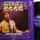 Clapton, Eric - Historia De La Musica Rock - Spain Pressing - Vinyl LP Record - Rock