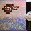 City Boy - Self Titled - Vinyl LP Record - Rock